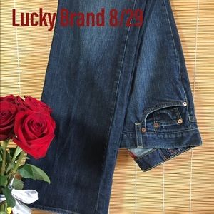 Lucky Brand jeans 8/29